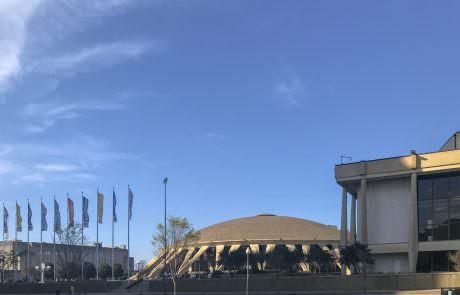 The Scopes Colliseum, Ghent Norfolk VA