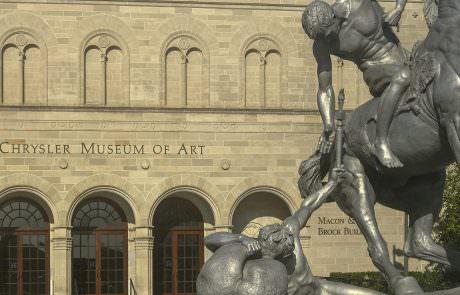 Chrysler Museum of Art Norfolk VA