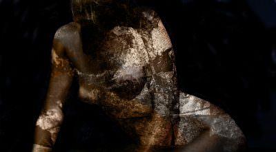 Solidify 24 x 36 ~ Mixed Media Print by Kuzan Hemmitt