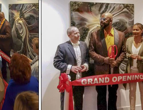 Gallerie Ukwensi Grand Opening a Great Success